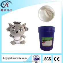 water based high coverage and soft ink white paste for toys screen printing ink