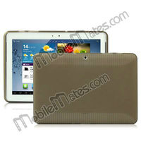 Wholesale Skidproof Flexible TPU Case for Samsung Galaxy Tab 2 10.1 P5100 P5110