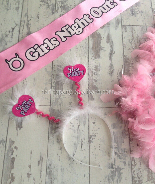 GIRLS NIGHT OUT ACCESSORY for hen party