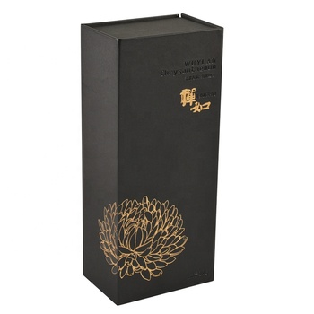 Chinese tea gift paper packing box for tea paper gift packaging box