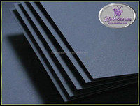 Black Paper Board/Black Cardboard/Two Side Black Cardboard