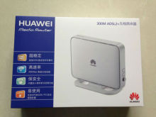 New arrivel HUAWEI HG532e Media Wireless Router 300M ADSL2 and Wireless Router