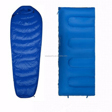 High quality ultralight nylon portable lightweight outdoor camping sleeping bag