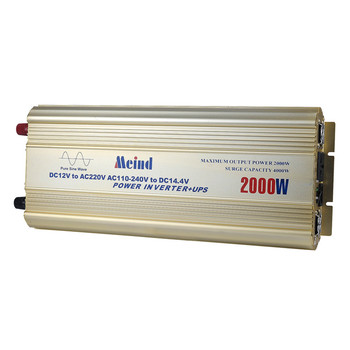 pure sine wave power inverter 2000W ,UPS, inverter for home appliances
