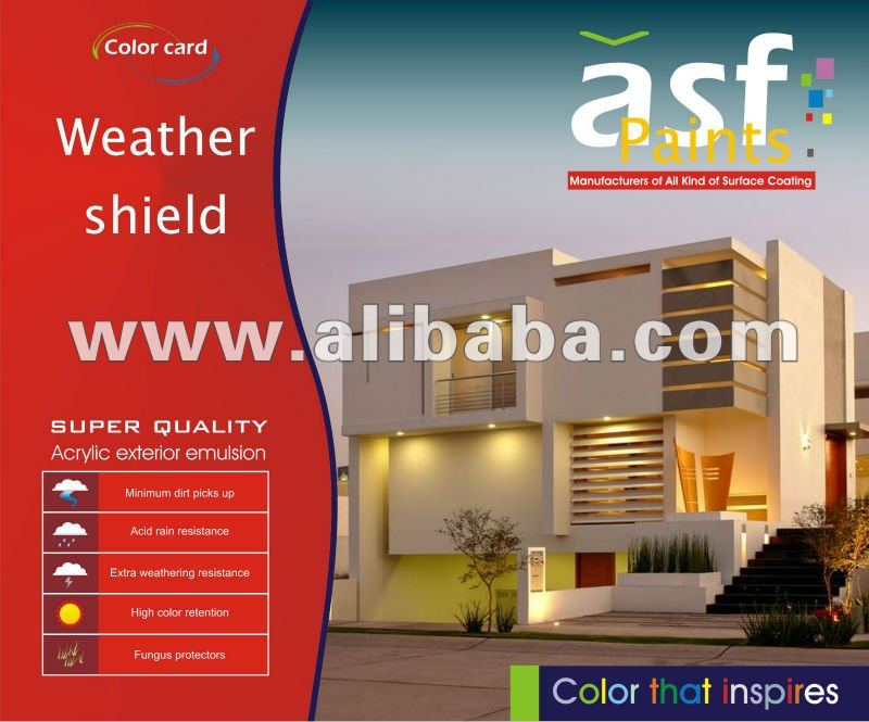 Asf Weather shield