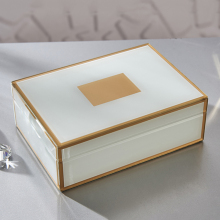 jewelry travel trinket box of description