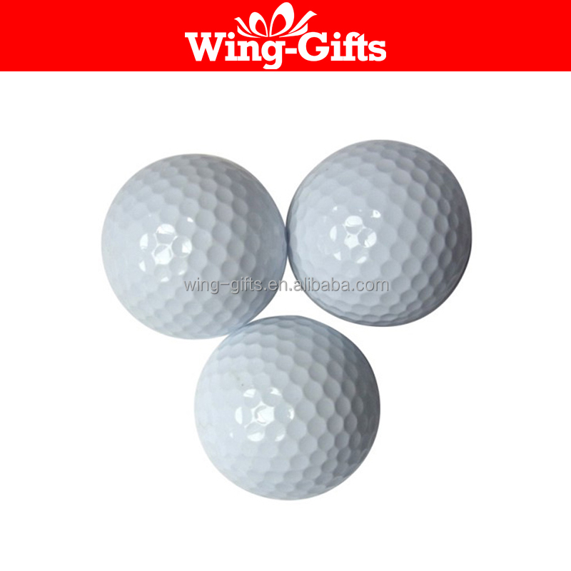 Novelty Golf Balls - Standard 2-layer Construction for golfers of all skill levels - Professional, Funny Practice Golf balls