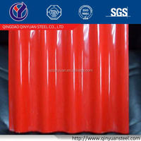 Hot Sale Corrugated Material Metal Roof Sheet Steel Roof Tiles Prices