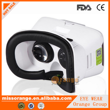 wholesale google dongguan cardboard vr virtual reality 3d video glasses manufacturer