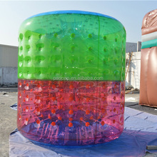 Bubble balls factory inflatable water roller ball,inflatable water hamster wheel