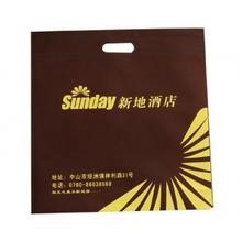 Environmentally Friendly Poly Carry bag Roto Gravure Printed Plastic Bag Wholesale
