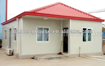 Prefab House Low Cost House Cheap Prefab Home /Llow Cost Prefab House