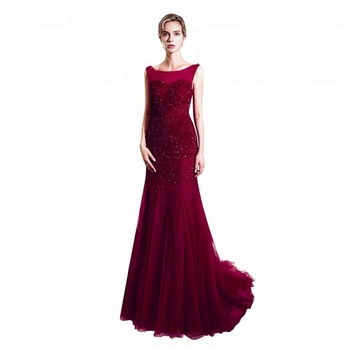 Fashion Beaded Crystal High Neck  Sleeveless sexy backless see through long Evening Party dresses  A-line Prom Dress  PE23