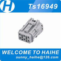 6 pin mini electrical connector plug 220v