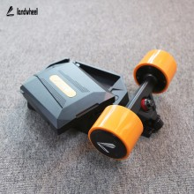 Wholesale directly dual hub motors electric skateboard longboard drive from Landwheel