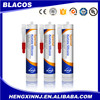New R&D hot sale fast dry RTV brown color silicone sealant