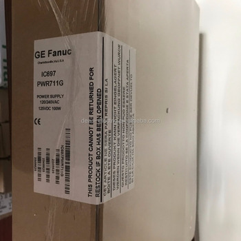 Fanuc IC697 PWR711G power supply