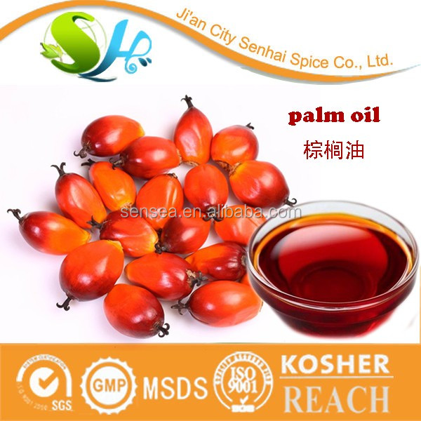 Food Grade Refined Palm Oil 100% Organic Crude Red Palm Oil In China Supplier