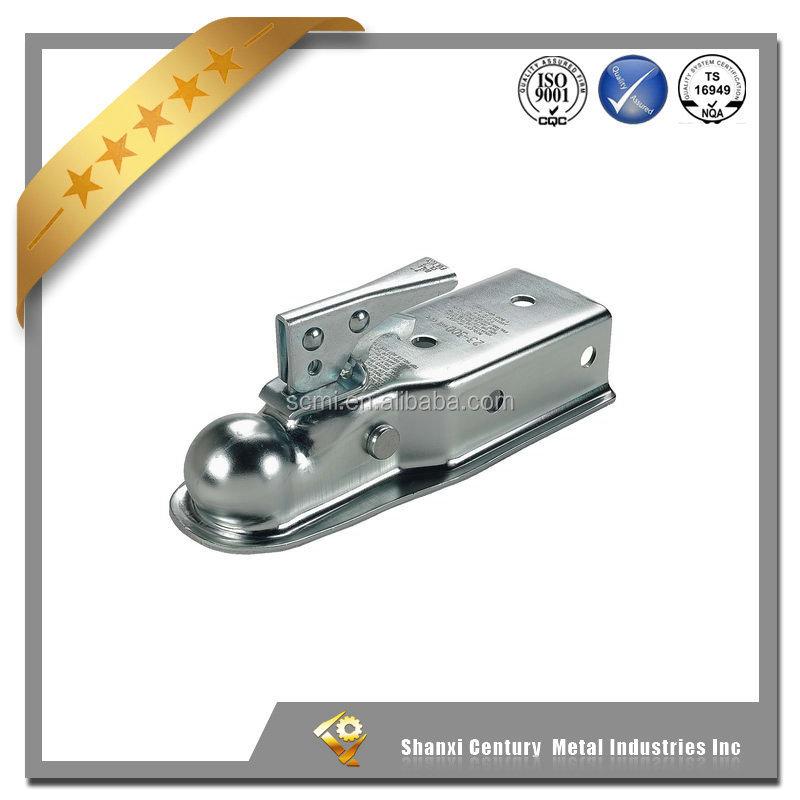 China supplies OEM AUTOMOTIVE TRAILER COUPLING HEAD