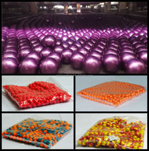 0.686 peg filler paintballs to top professional gamers who use them in pro-level tournaments