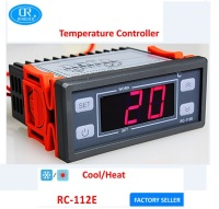 RINGDER RC-112E Digital Liquid Thermostat Control for Egg Incubator for Sale