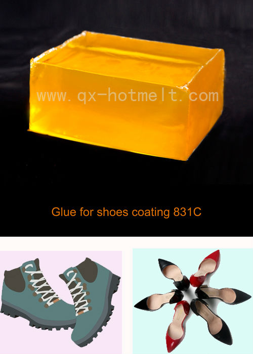 Hot melt adhesive for Shoes Making