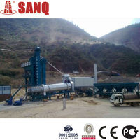 Environmentally friendly HXB1200 Asphalt Mixer Plant Asphalt Batch Mix Plant Asphalt Emulsion Plant