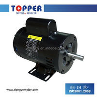 Nema Single Phase 1/2Hp Frame 48C 56C induction electric motor