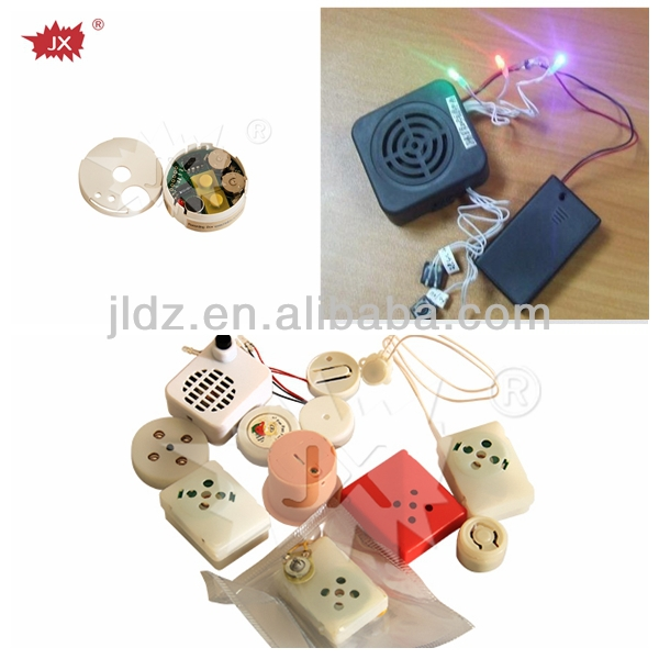 Customized Flashing led ic for toy