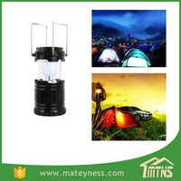 Rechargeable LED Camping Lantern for Ourdoor Travel