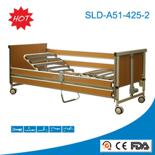 5 functions electric nursing bed, hospital bed for home care used