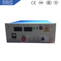 400A 12V Long lifespan ac dc plating power supply with alarm and timer