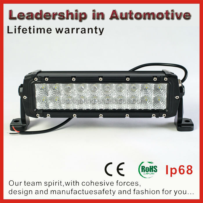 Lifetime warranty wholesale USA chip IP68 300W Offroad LED Light Bar , led light bar offroad light bar Widely used for ATVs, SUV