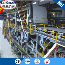 Waste paper recycling plant A3 A4 paper machine Writing and printing Paper Machine