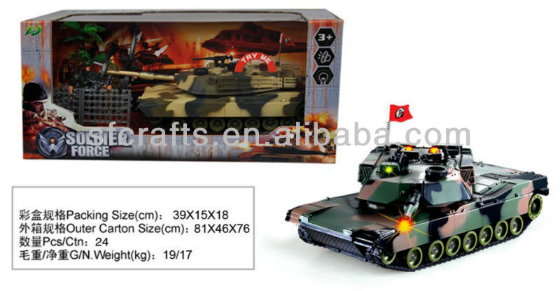 Tank toys,ARMY FORCE toys with Light and IC Sound,soldier force toys