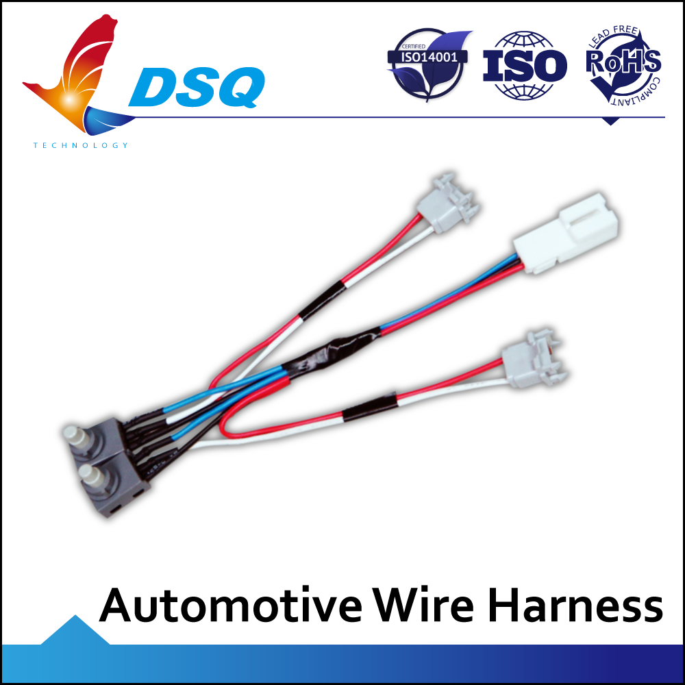 Factory Supplies Durable Electronic Raw Material Wire Harness Buy Harnessraw Harnesswire Product On