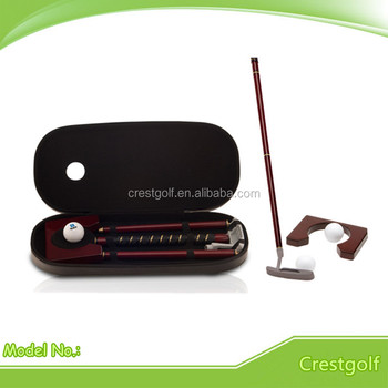 New Souvenir Golf Indoor Putting Gift Set Golf Training Putting set