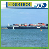 Sea Freight FCL container forwarding services from tianjin to SAN FRANCISCO USA