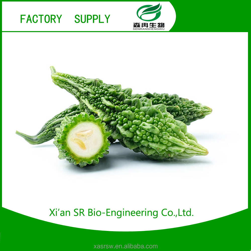 Bitter Melon Extract,Momordica Glycosides 3%-10%/High Quality Pure Natural Plant Extracts