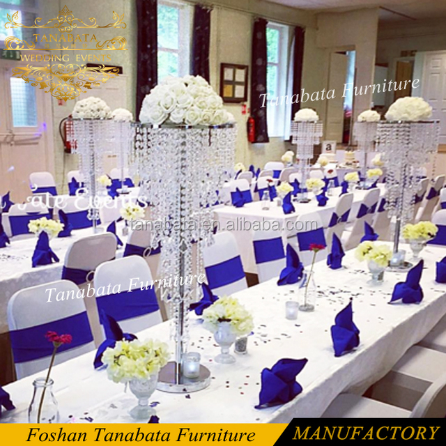 event planning three tiers crystal wedding centerpiece for wedding table