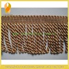 Fashion Twisted Bullion Fringe For Flag; Sofa Fringe; Curtain Fringe
