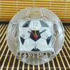 Football Shape Mini Table Alarm Clock