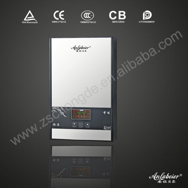 thermo electric water heater