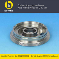 stainless steel turning lathe cnc machining motorcyle parts