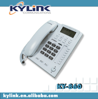 Single phone for PSTN landline. Feature phone for PBX and home use.