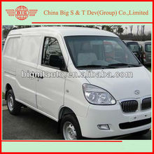 2013 Euro IV petrol mini refrigerated cargo van for frozen foods