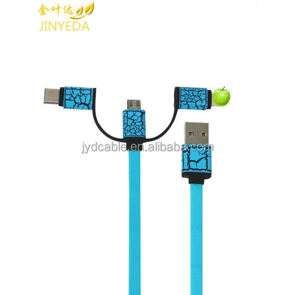 Mobile phone accessories factory in China usb cable wholesale alibaba for iphone for android phone charger cable