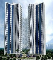 Trion Towers in Fort Bonifacio Tower 2