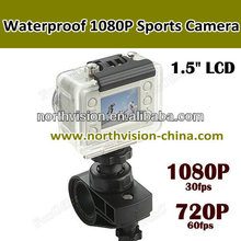 full hd 1080p ports camera with H.264 format