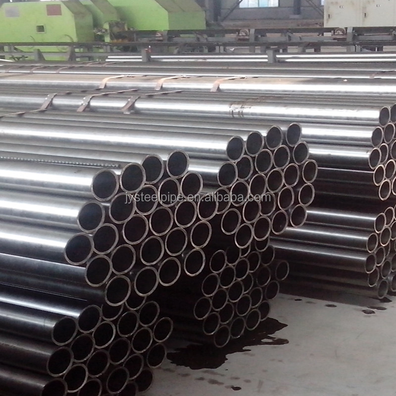 Bike Frame Raw Steel Material ASTM 1010 Carbon Seamless Steel Tube and Pipe